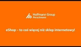 eShop Hoffmann Group Perschmann to coś więcej niż sklep internetowy!
