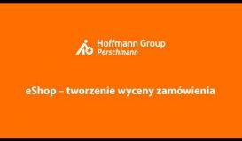 eShop Hoffmann Group Perschmann - wycena artykułów / zamówienia
